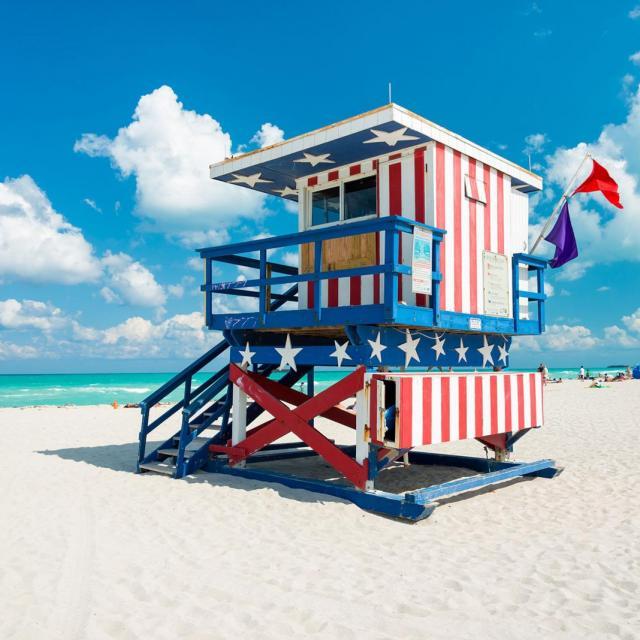 TOP 10 Sehenswürdigkeiten in Miami