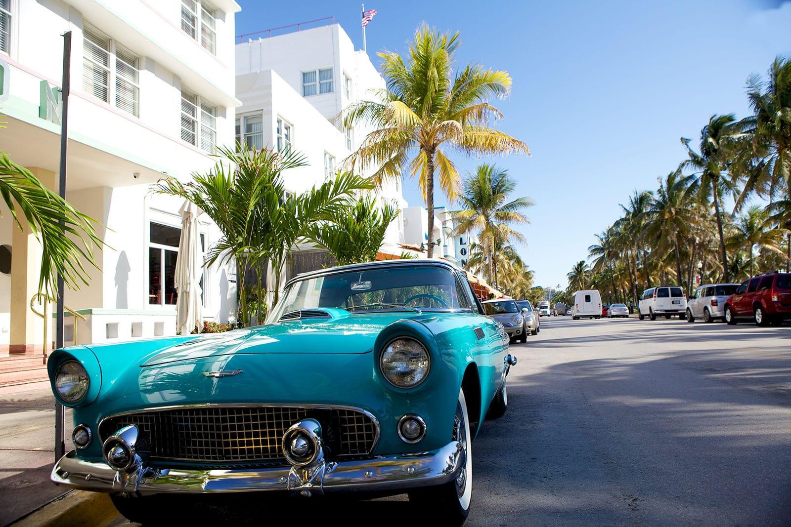 Miami Beach Restaurants Ocean Drive