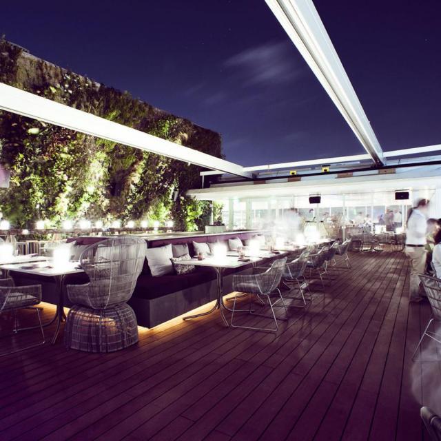 Rooftopbar Juvia in Miami Beach