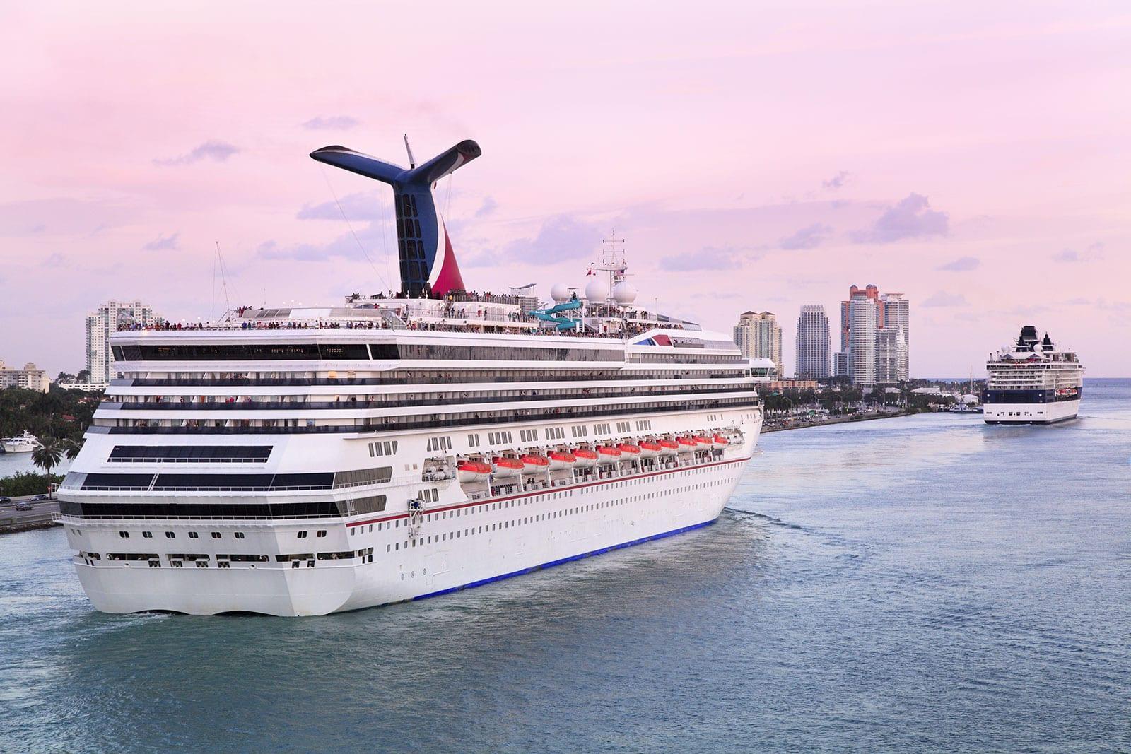 Kreuzfahrt ab Miami