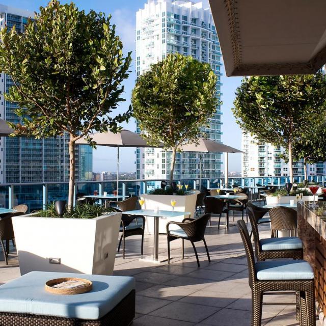 Area 31 Rooftop-Bar und Restaurant