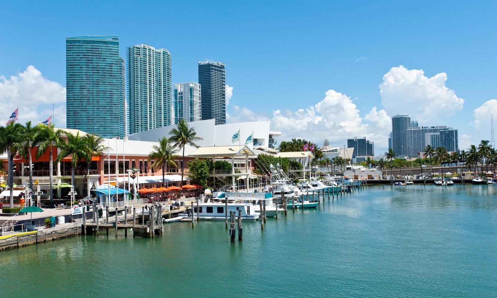 Miami Bayside Marketplace
