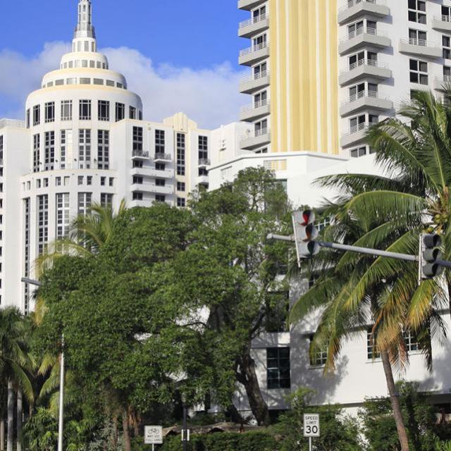 Collins Avenue in Miami