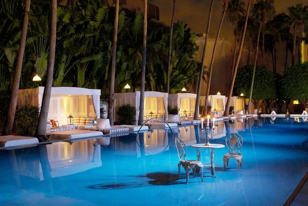 Delano South Beach Restaurant