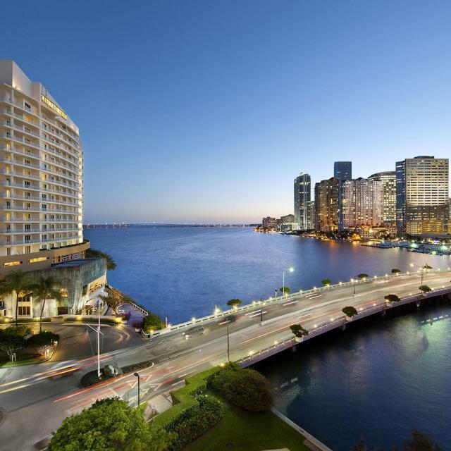 Mandarin Oriental Miami Hotel