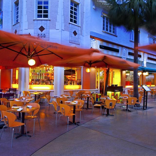 SUSHISAMBA in Miami Beach