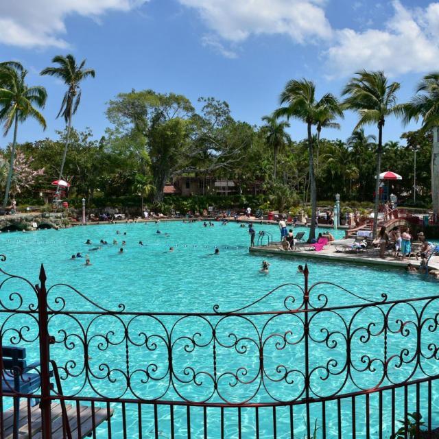 Venetian Pool in Miami