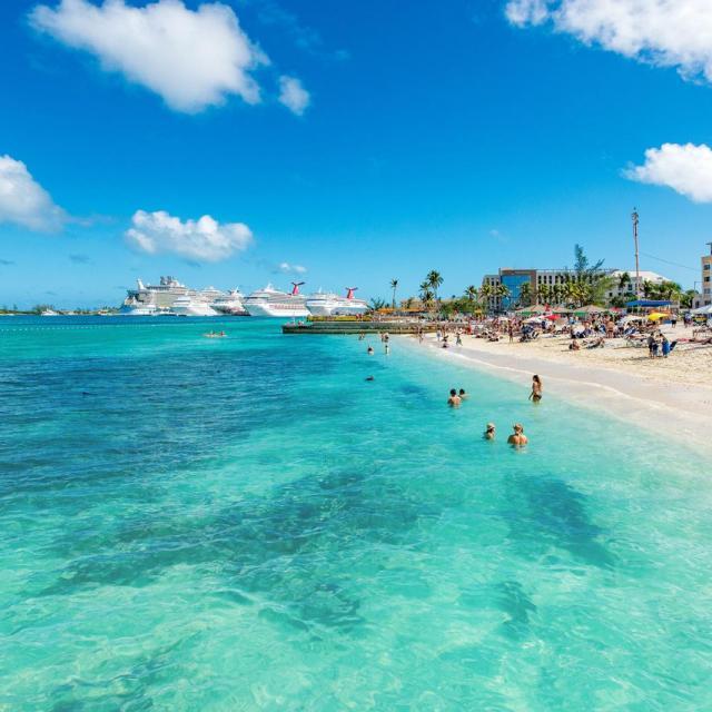 Tagesausflug auf die Bahamas von Miami