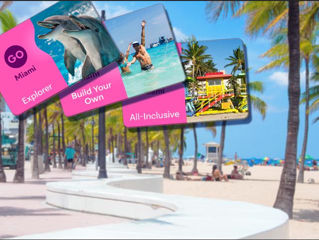 Miami Explorer Pass & Go Miami Card